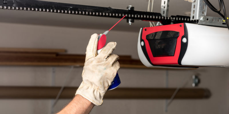 How To Keep Your Garage Door Operating Properly Quietly And Safely