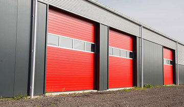 Commercial Garage Door Services | Star Solutions Garage Door