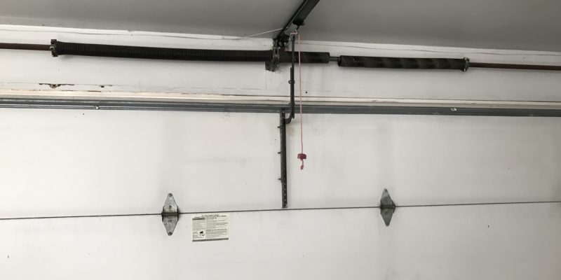 Torsion SprinG | What to do if the Torsion Spring Fails | Star Solutions Garage Door